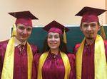 После вручения дипломов – фотосессия, а как же без нее2