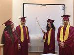 После вручения дипломов – фотосессия, а как же без нее6