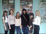 Участники GMC-2013 от 5-го курса. Команды Кассиопея, Лисичка