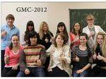 Участники GMC-2012. Команды  Феникс, Кассиопея, Дракон